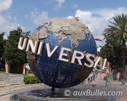 Le parc d'Universal Studio est avec Disney World Magic Kingdom l'un des parcs incontournables d'Orlando !